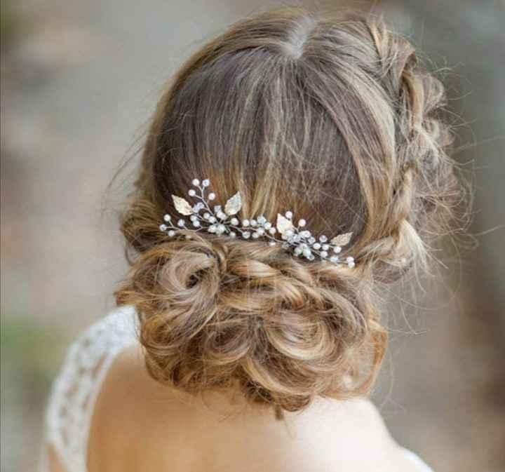 Quelle coiffure tu auras à ton mariage ? 👸 2