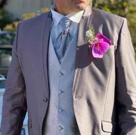 Quel accessoire pour marié ? 1
