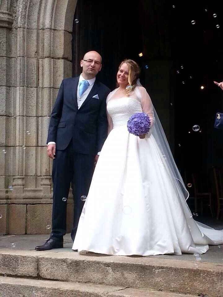 Nous sommes mariés - 1