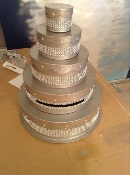 Boite Urne Wedding Cake