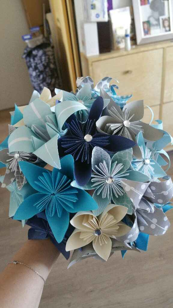 Fleur origami - 1