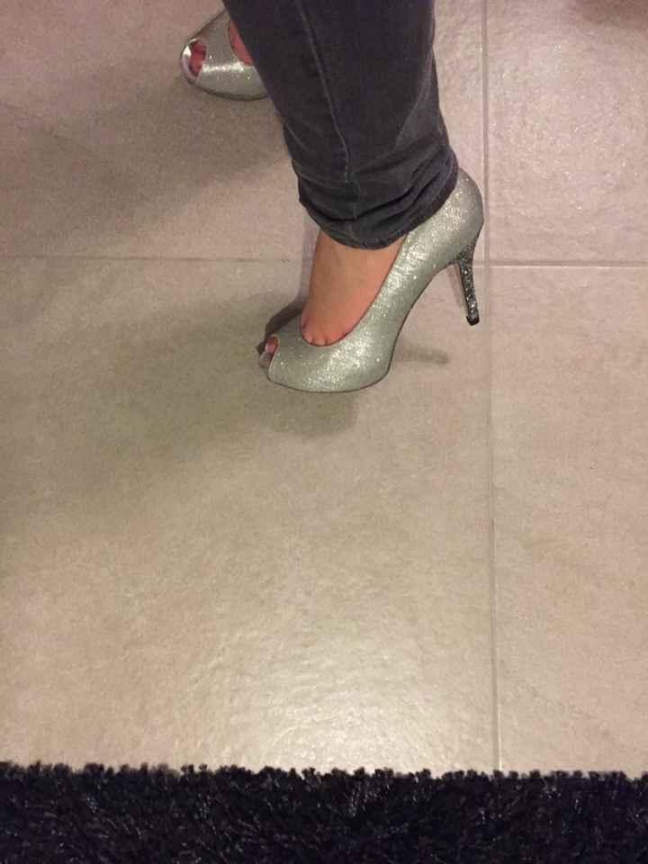 Essais chaussures-mon coeur balance - 2