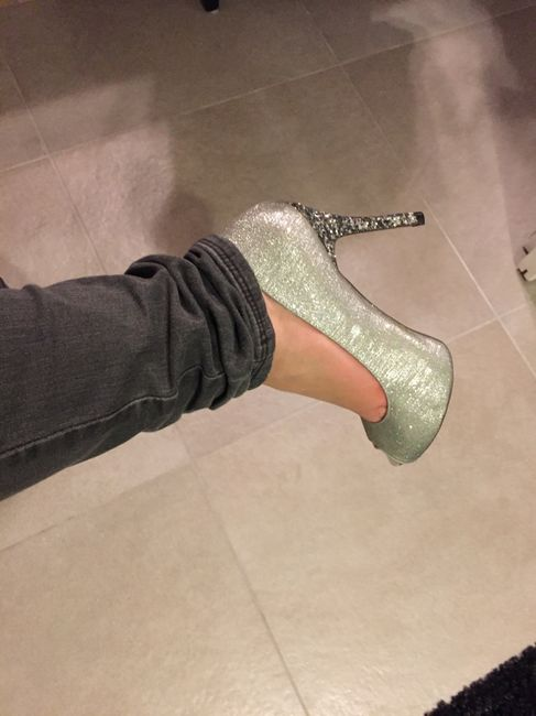 Essais chaussures-mon coeur balance - 3