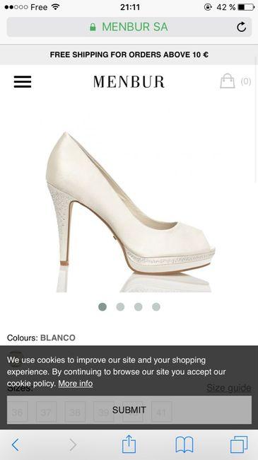 Essais chaussures-mon coeur balance - 1