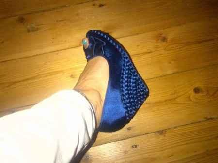 nouvelles chaussures du jj