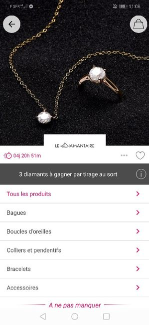Ventes privées Bijoux ! 2