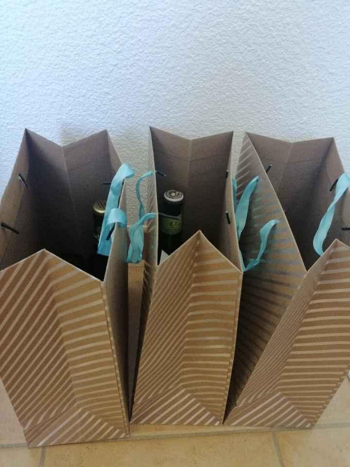 Cadeaux témoins/demoiselles d'honneur - 3