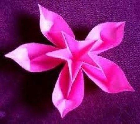 Pour ma famille ao t 2014 for Pliage serviette rose