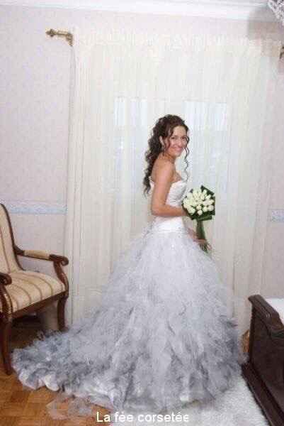 Que pensez vous des cheveux lachés pour la mariée? - 1