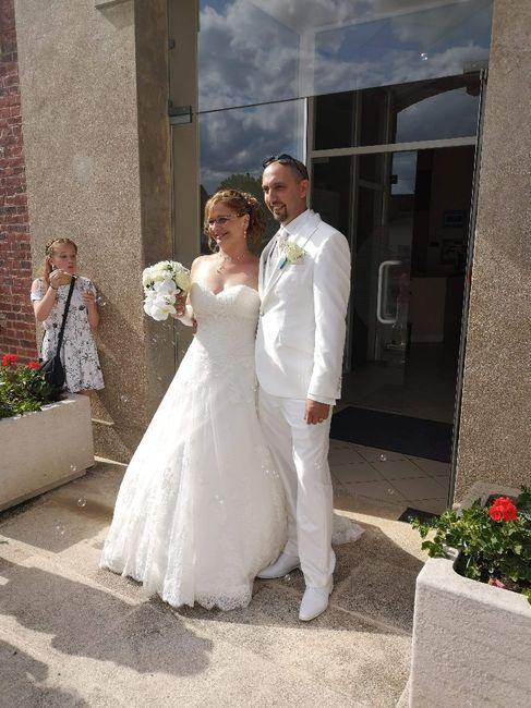 Mariage passé - 1