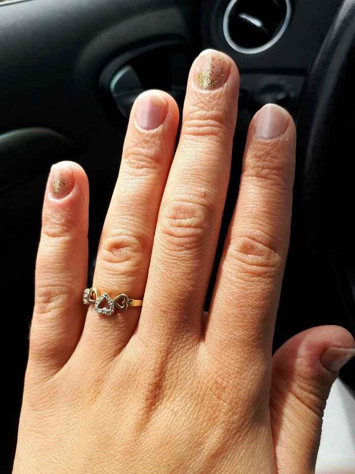 Manucure mariée - 1
