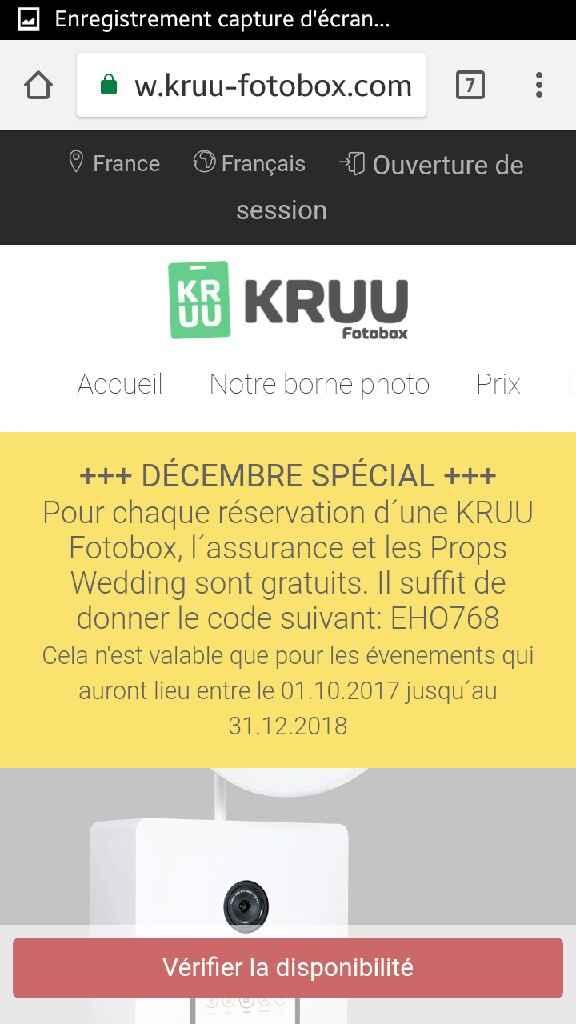 Chez qui réserver un photobooth pour un mariage en ile-de-france? - 1