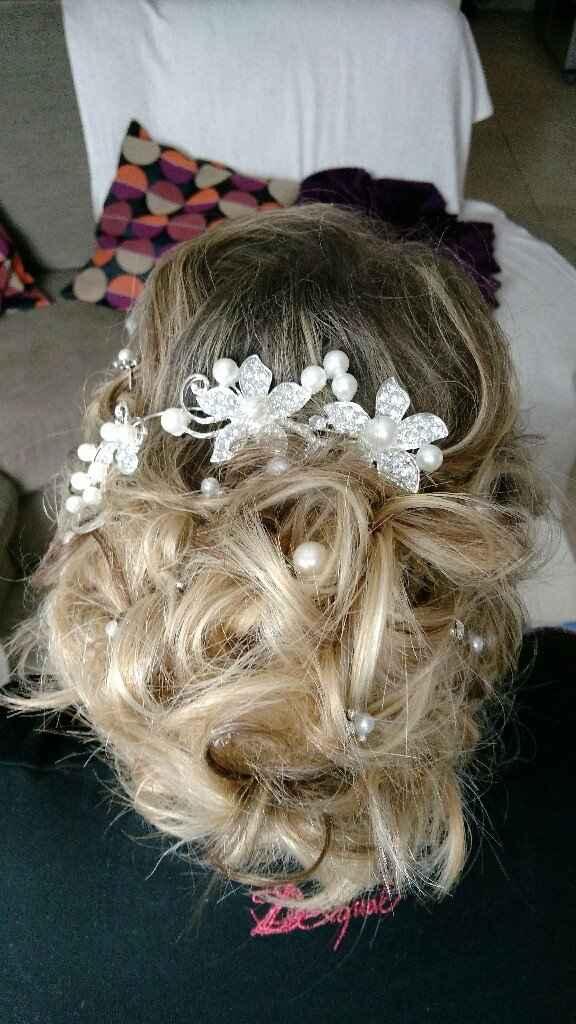 Bijoux de cheveux - 1