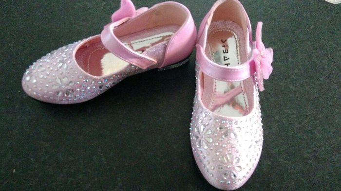 Chaussures de ma poupette - 1