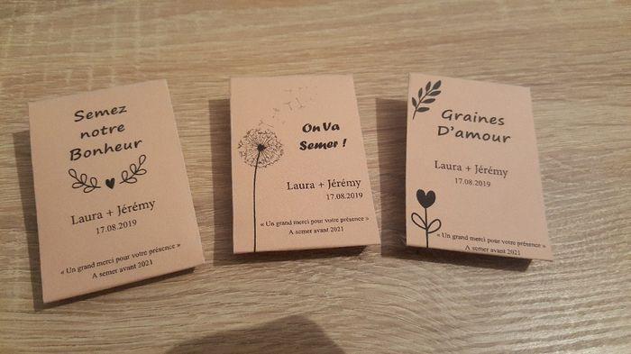 Graines A Semer Cadeaux Invites Decoration Forum