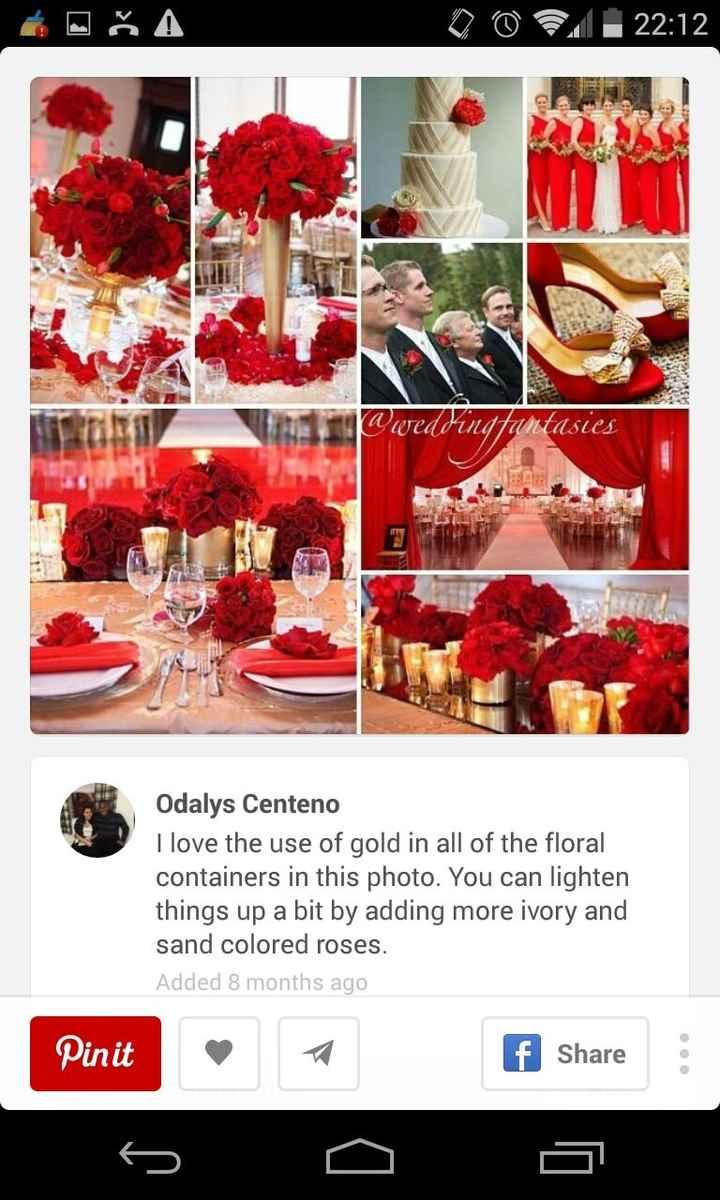Quelle couleur pour mon mariage? - 1