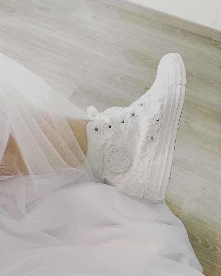 Chaussures pour la partie dansante - 1