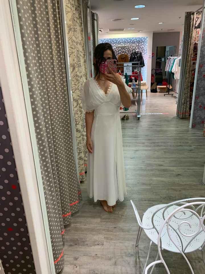 Petit budget robe à l'aide! - 1