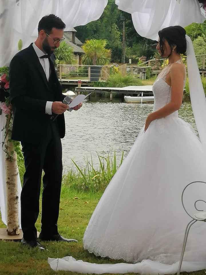Notre mariage du 25 juillet 2020 en image - 14