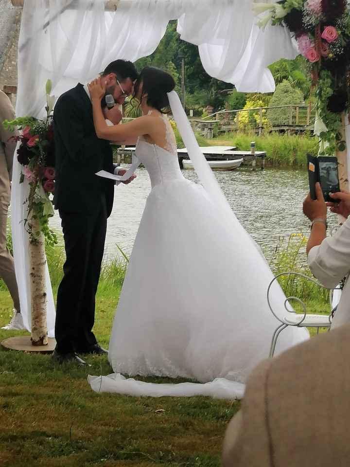 Notre mariage du 25 juillet 2020 en image - 15