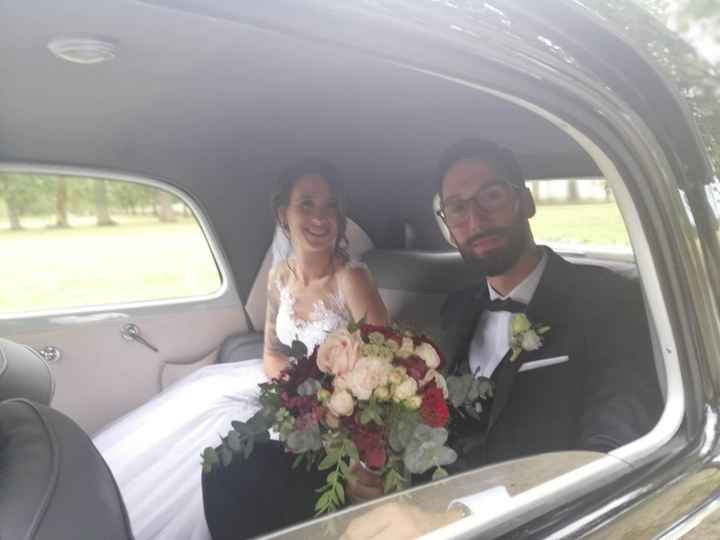 Notre mariage du 25 juillet 2020 en image - 16
