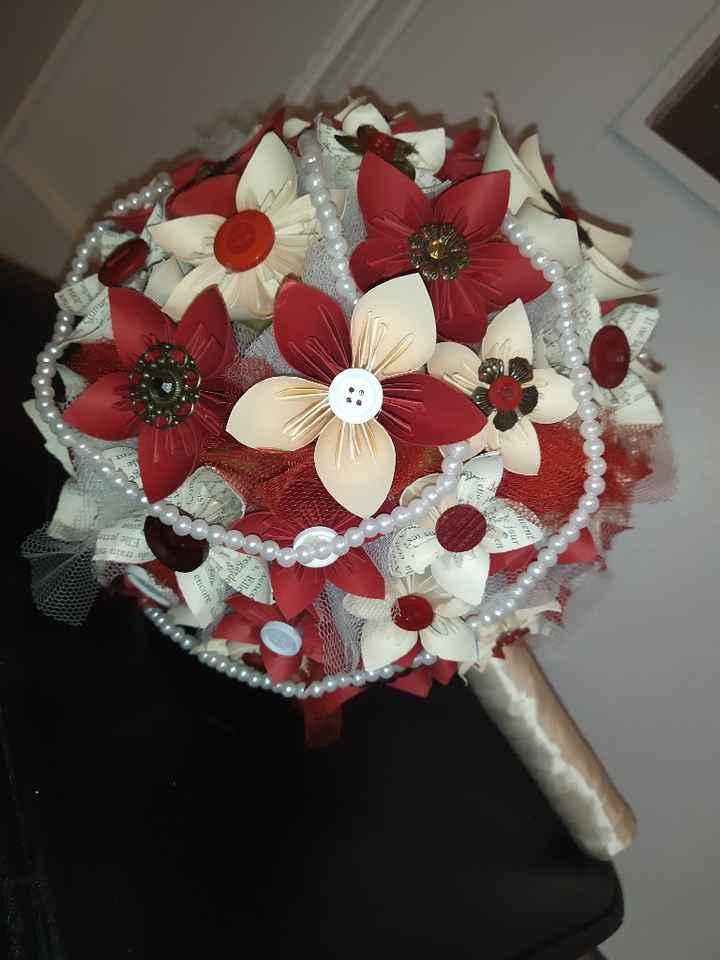 Mon bouquet origami 😍 - 1