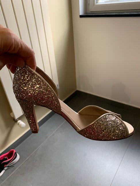 Enfin Trouvé 🥰🥰 chaussures 1