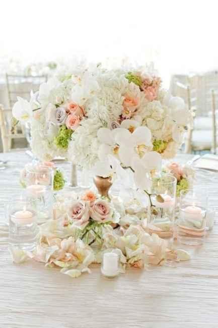 4- Tombé de fleurs