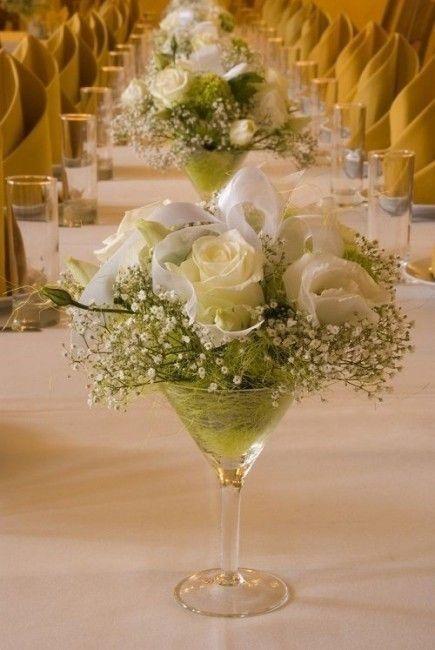 1- Mini vase martini
