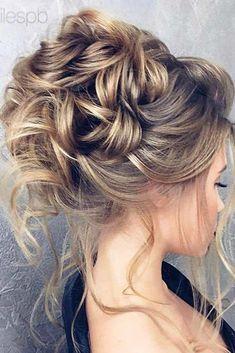 Inspiration : les coiffures des mariées 20