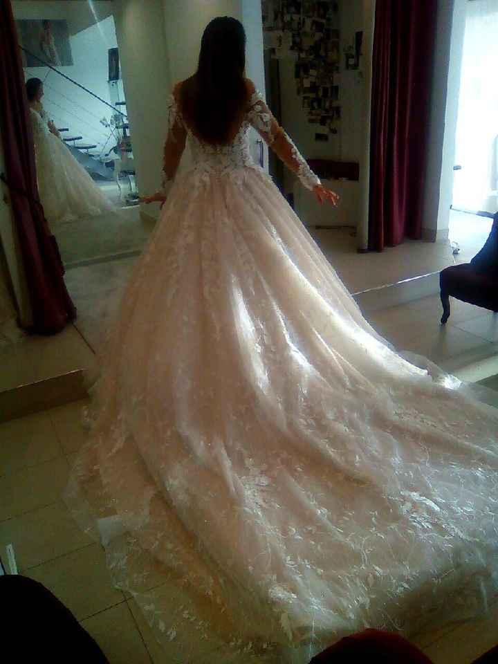 Qui portera une robe princesse à son mariage ? - 1