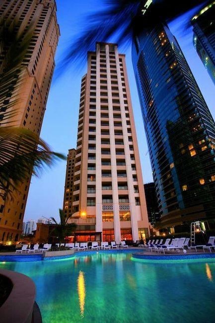 Voyage de noce à Dubaï - 1