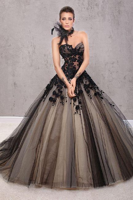 Se marier en noir - Mode nuptiale - Forum