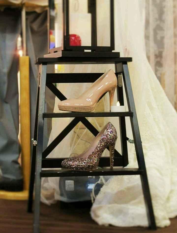 Chaussures rose Fushia! - 1