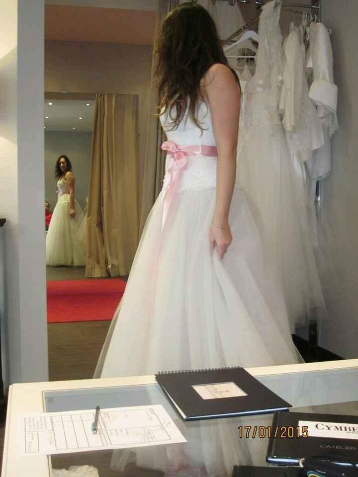 Que celles qui ont trouvé the robe lèvent la main !!! - 1