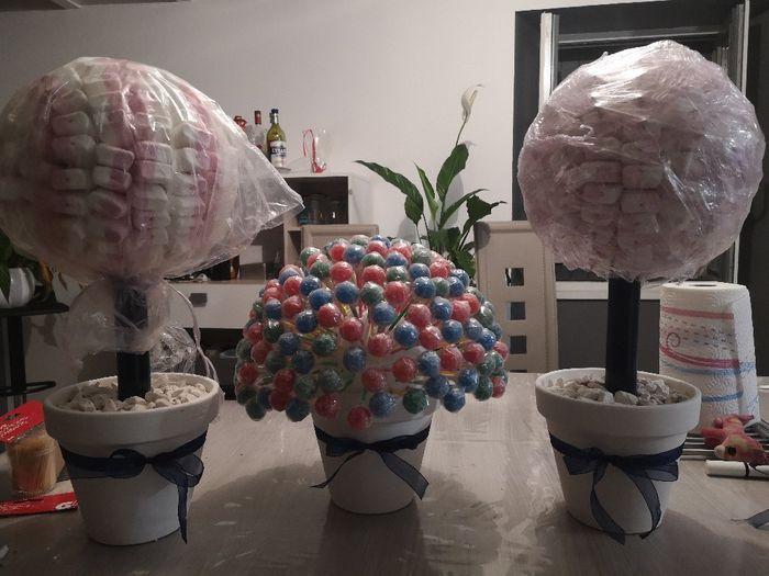 Boule de bonbons - 1