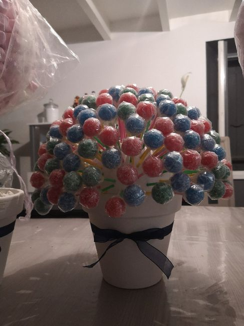 Boule de bonbons - 2