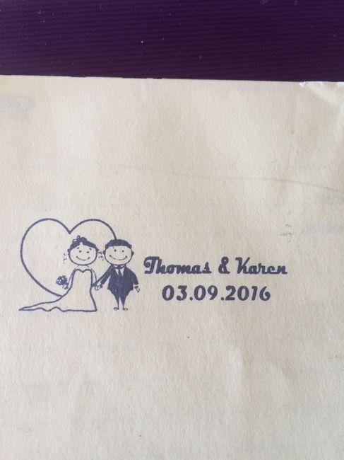 Bons plans stickers ou tampons pour les enveloppes - 2