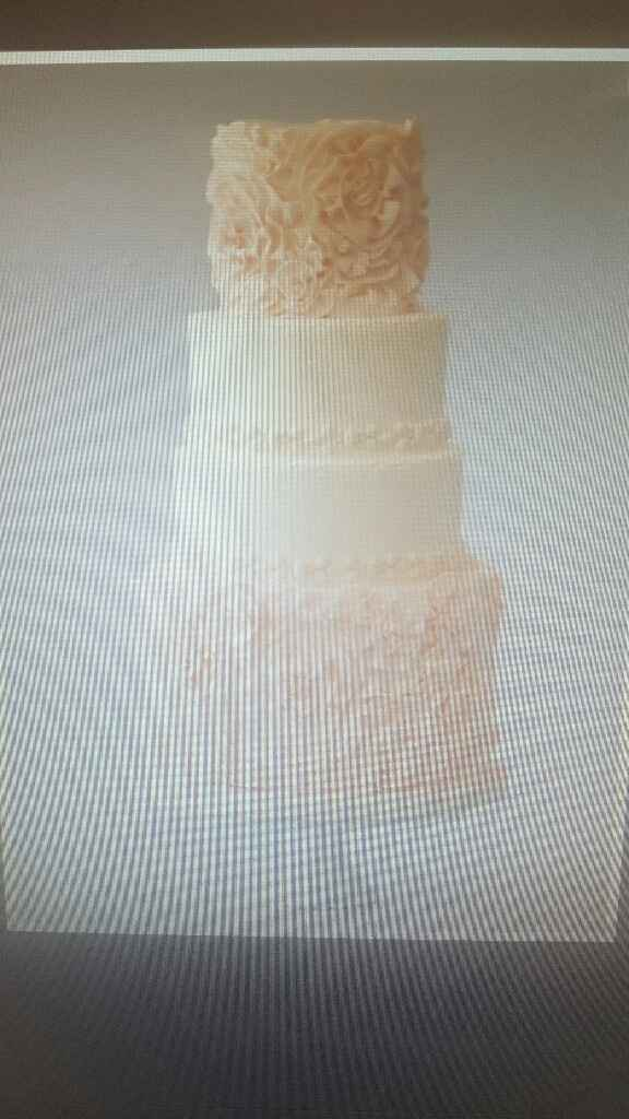 Weeding cake // quelle boulangerie dans l'aisne - 1