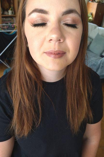 Essai make-up 🌹 1