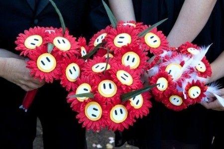 Bouquet Mario!