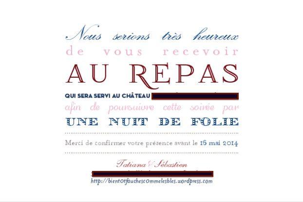 Tous Nos Textes De Faire Part Page 12 Avant Le Mariage Forum