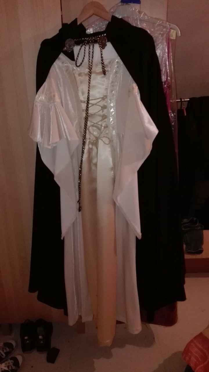 Deuxième robe