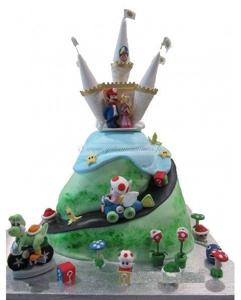 Gâteau de mariage jeu video - Organisation du mariage - Forum ...