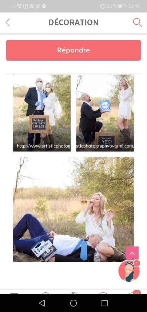 Annulation mariage 2020 - 1