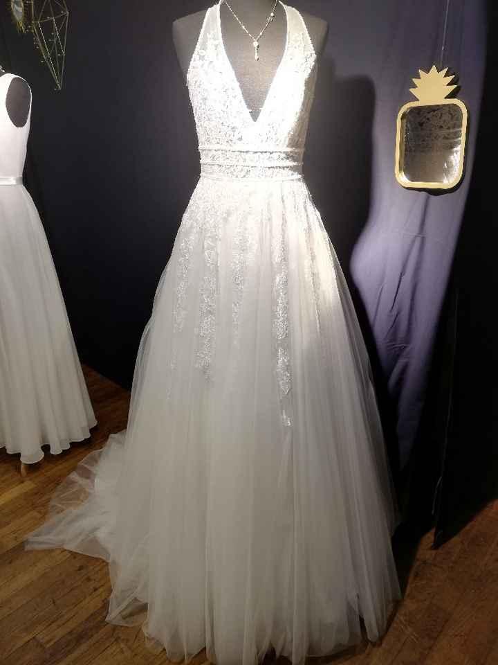 Mon portait de mariée - 1