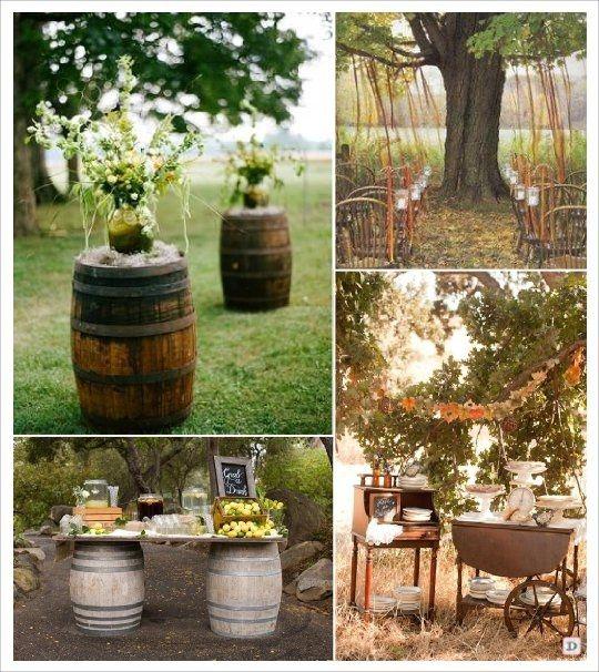 d corations avec tonneaux de vin d coration forum. Black Bedroom Furniture Sets. Home Design Ideas
