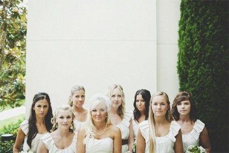 Rencontrer d'autres futurs mariée