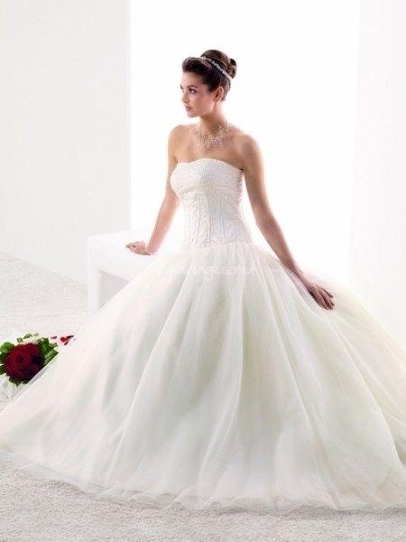 Robes de mariée mademoiselle pronuptia collection 2014