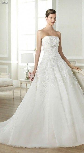 Robes de mariée white one collection 2014